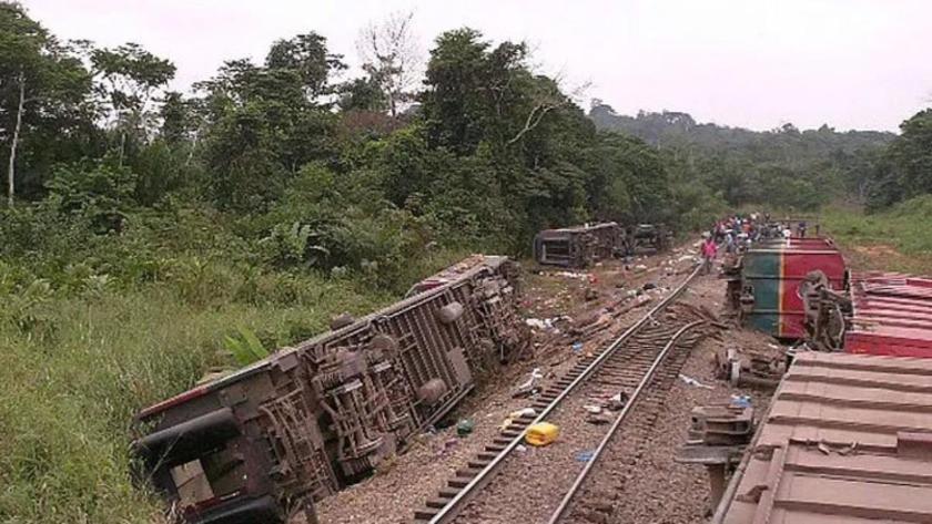 Kongo'da kaza yapan kamyonun kasasındaki 50 kişi öldü