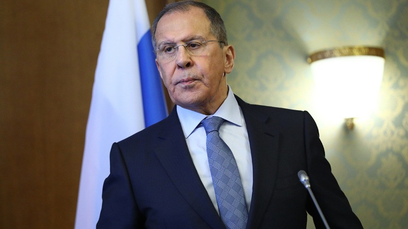 Lavrov'dan destek: Cumhurbaşkanı Erdoğan'a katılıyorum