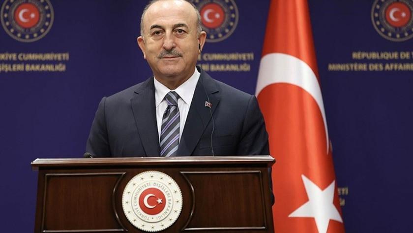 Dışişleri Bakanı Mevlüt Çavuşoğlu'ndan Doğu Akdeniz mesajı