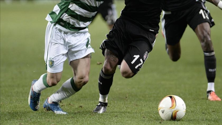 Beşiktaş - Sporting Lizbon maç sonucu: 1-4 (Maç Özeti)