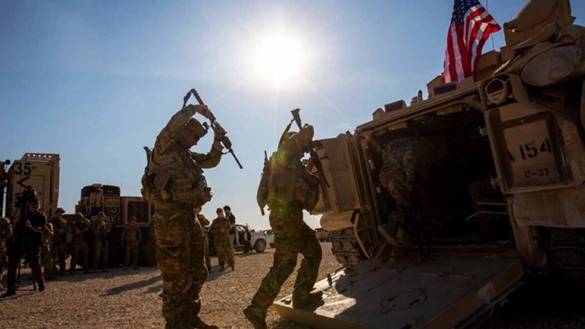 ABD askeri üssünde bomba ve keskin nişancı alarmı