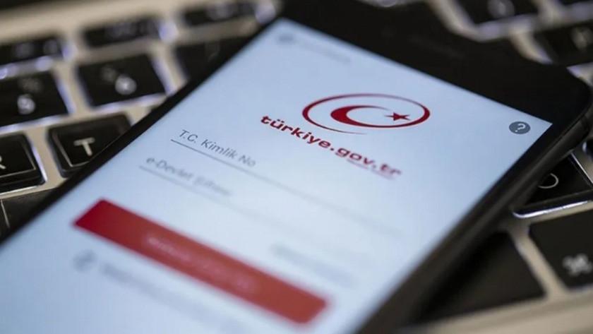 e-Devlet'ten yeni hizmet! 21 Aralık'ta başlıyor