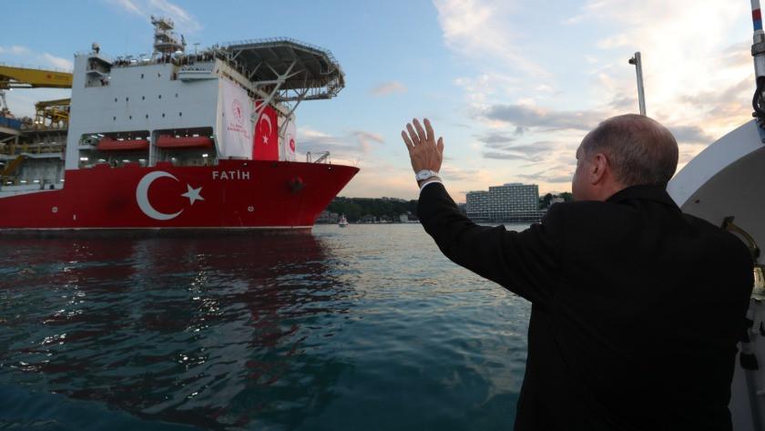 Türkiye'den Akdeniz'de petrol hamlesi