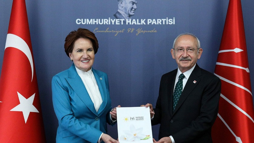 Millet İttifakı 'parlamenter sistem' için buluştu!