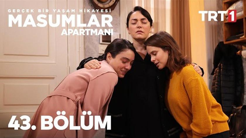 Masumlar Apartmanı 43.Bölüm Ful Tek Parça İzle