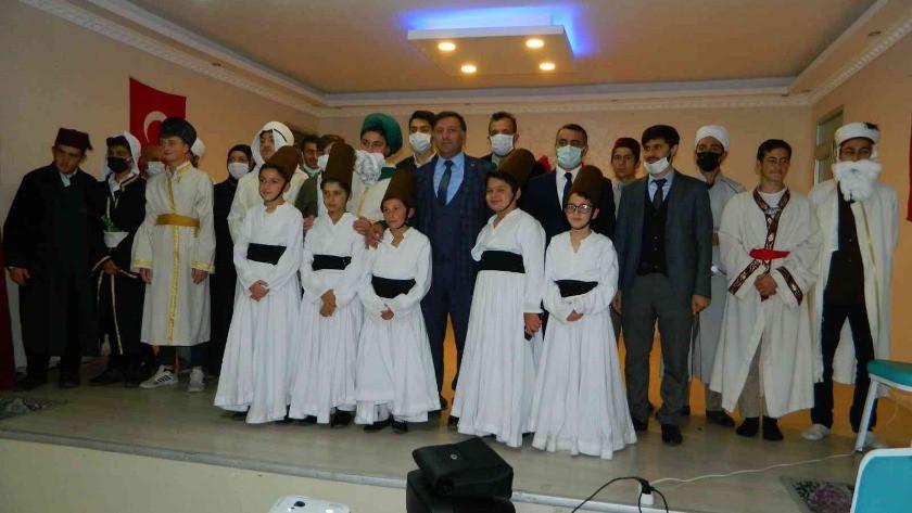 Posof'ta Mevlidi Nebi Haftası etkinliği