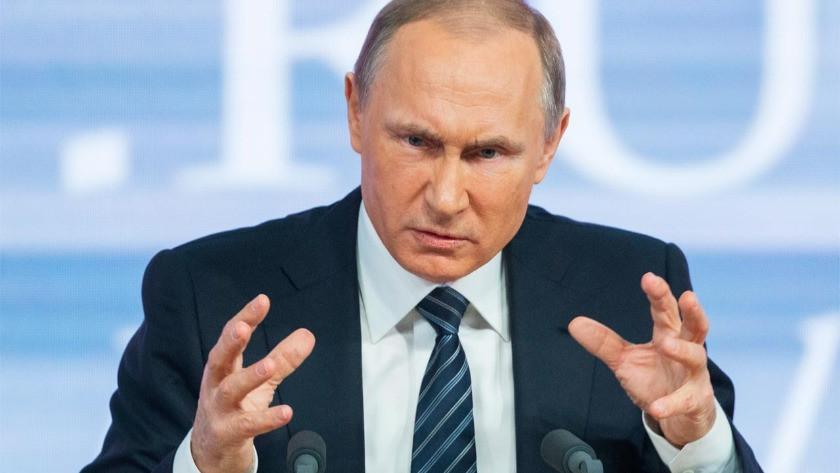 Avrupa Parlamentosu'ndan Putin'i kızdıracak karar