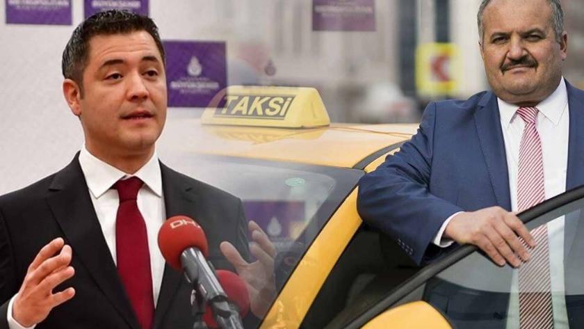 İBB Sözcüsü Murat Ongun'dan taksi polemiğine cevap!