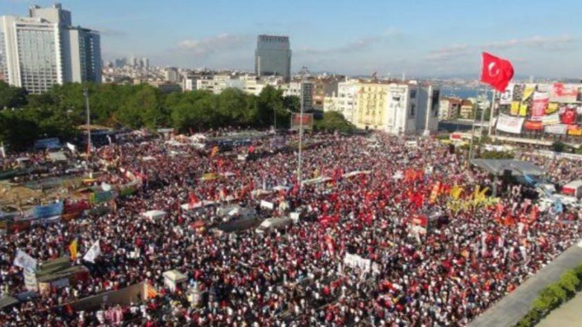 AYM'den 'Gezi Parkı' kararı