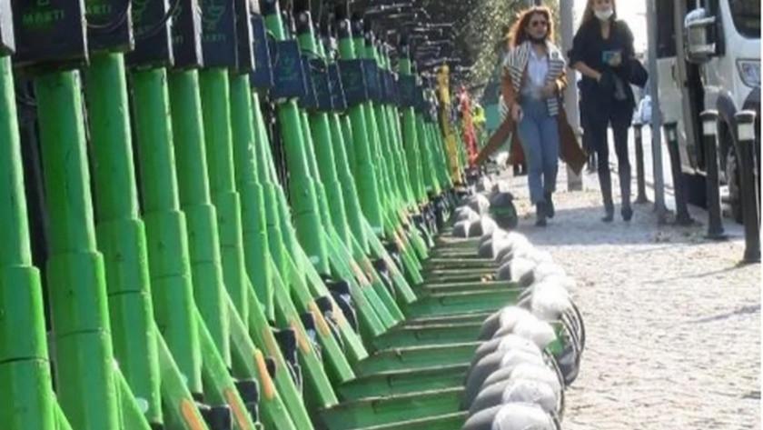 İstanbul'da kaldırımlarda Scooter'dan sonra moped işgali! Şikayet...