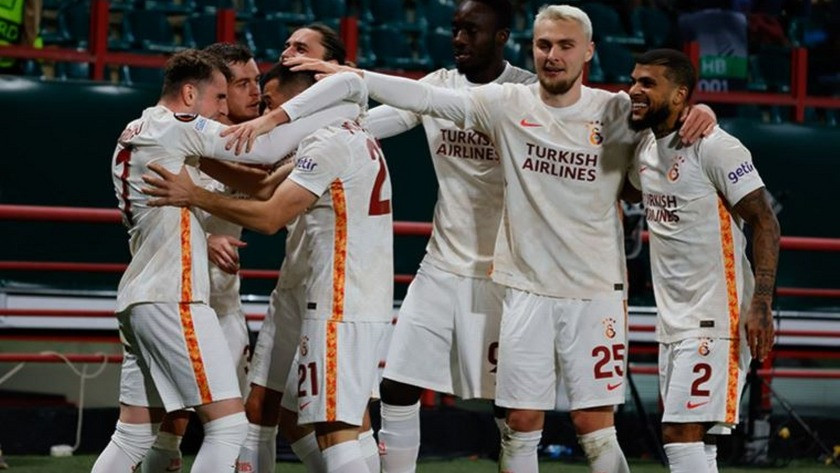 Lokomotiv Moskova -  Galatasaray maç sonucu: 0-1 (Maç Özeti)
