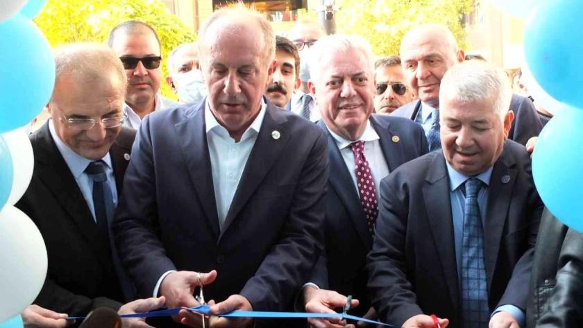 Muharrem İnce'den gazetecinin HDP sorusuna sert tepki