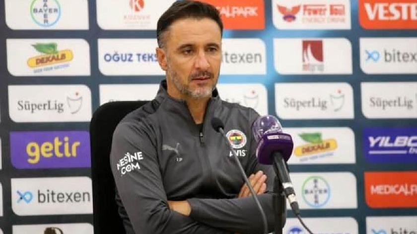 Vitor Pereira: Maçı kontrol edemedik