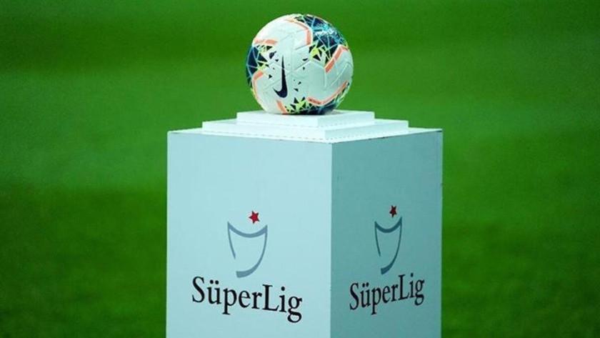 Spor Toto Süper Lig'de 10. hafta'nın maç programı