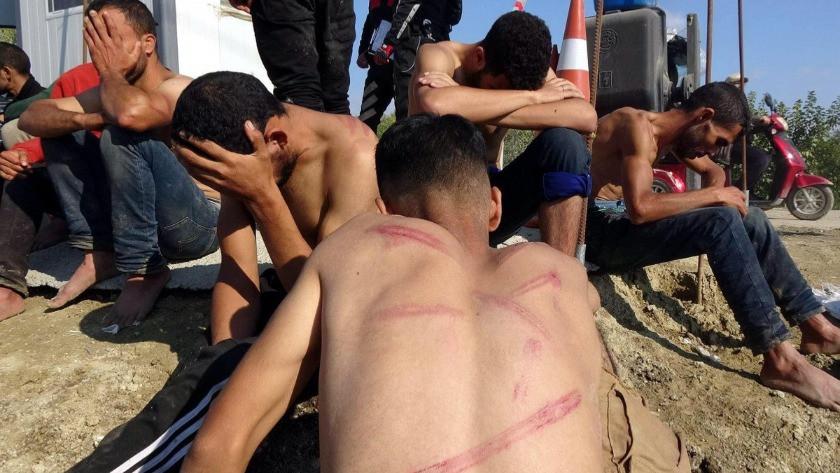 Yunanistan, para ve kıyafetlerini aldığı göçmenleri Türkiye'ye itti