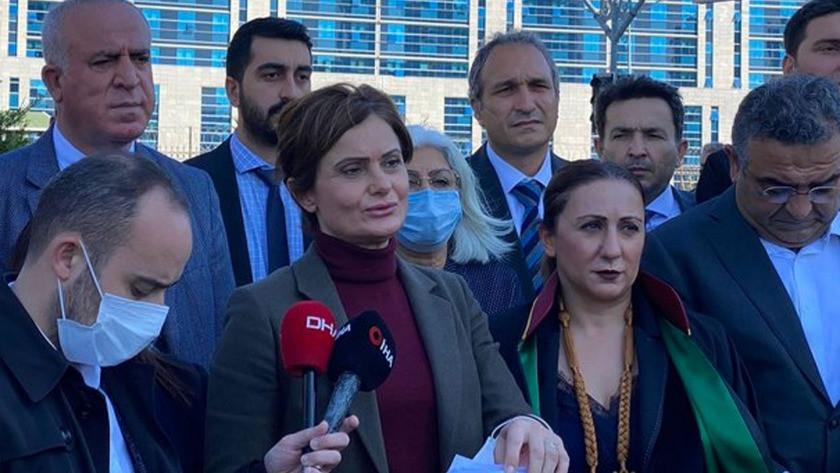 Canan Kaftancıoğlu iddialarını reddetti videodaki sözler onu yalanladı