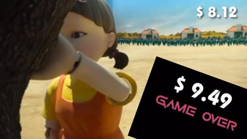 Saadet Partisi'nden Squid Game'li Merkez Bankası videosu