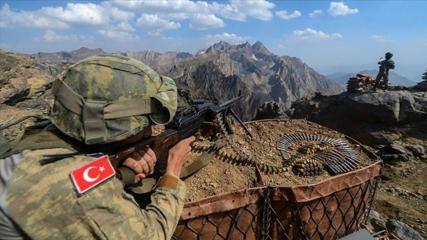 MSB: Irak'ta 2 PKK'lı terörist etkisiz hale getirildi