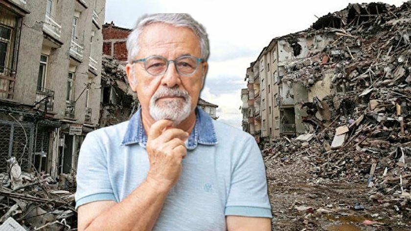 Prof. Dr. Naci Görür hem uyardı hem sert tepki gösterdi!