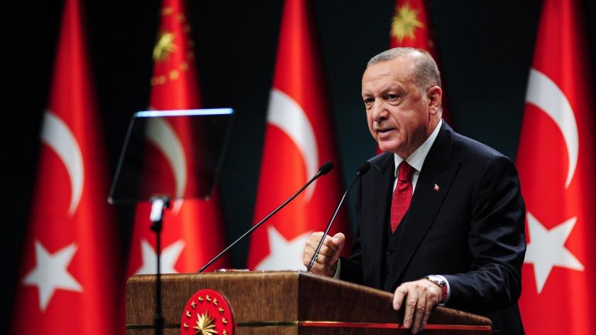 Erdoğan'dan çarpıcı açıklamalar: Selo'yu çıkaramayacaksınız!