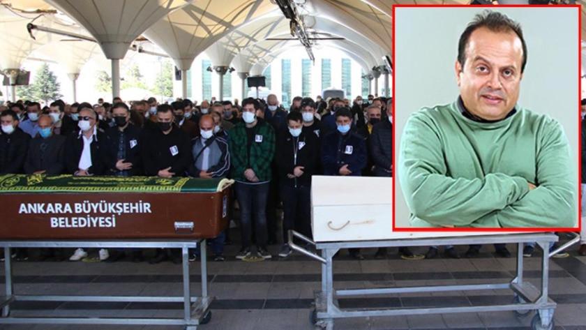 Kemal Kuruçay'ın cenazesine sanat camiasından az sayıda katılım