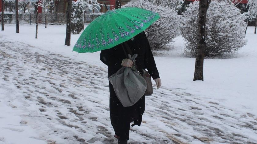 Meteoroloji tarih ve saat verdi: Kar yağışı geliyor