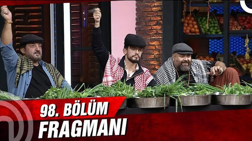 MasterChef Türkiye 2021 98.Bölüm Fragmanı izle