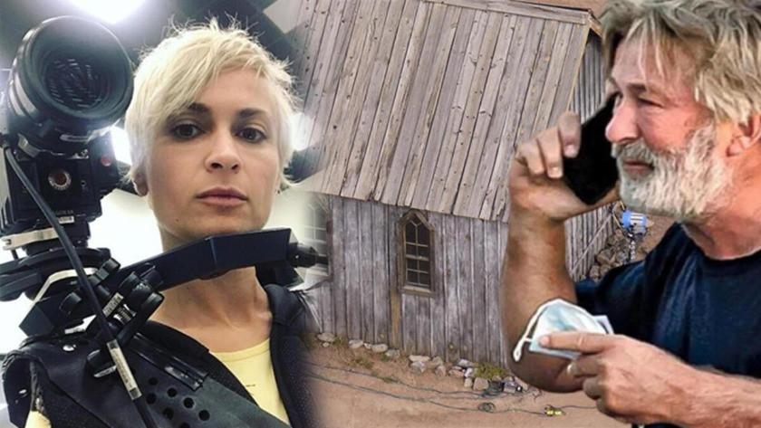 Alec Baldwin'in Halyna Hutchins'i öldürdüğü sette  korkunç iddia