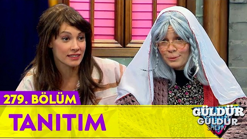 Güldür Güldür Show 279.Bölüm Fragmanı izle
