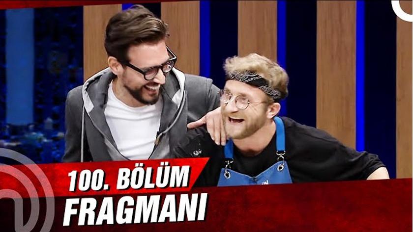 MasterChef Türkiye 2021 100.Bölüm Fragmanı izle