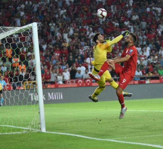 Türkiye Fransa Maçından Muhteşem Kareler - Sayfa 2