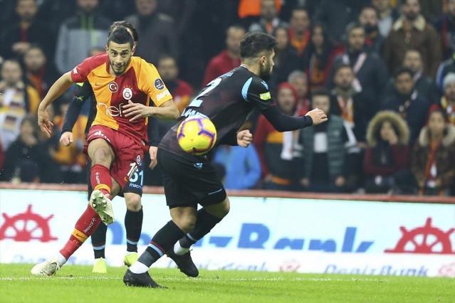 Galatasaray Trabzonspor Maçında Belhanda'nın dediği oldu! - Sayfa 1