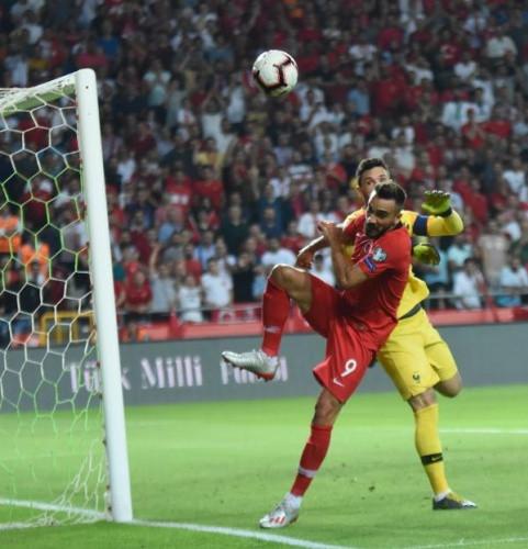 Türkiye Fransa Maçından Muhteşem Kareler - Sayfa 4