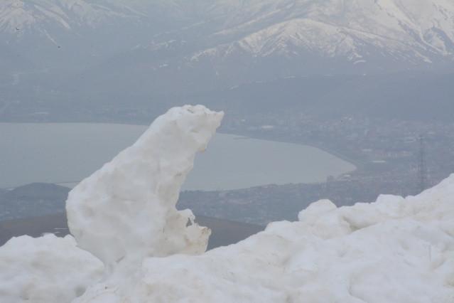 Türkiye'nin en büyük kalderasında mart ayında kar kalınlığı 8 metre! video izle - Sayfa 3