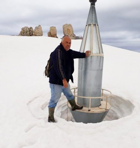Mayıs ayında Antalya'da 2,5 metrelik inanılmaz kar manzarası görenleri şaşırttı! - Sayfa 3