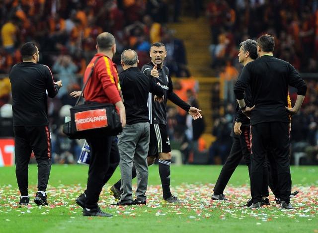 Galatasaray Beşiktaş maçından unutulmaz kareler - Sayfa 2