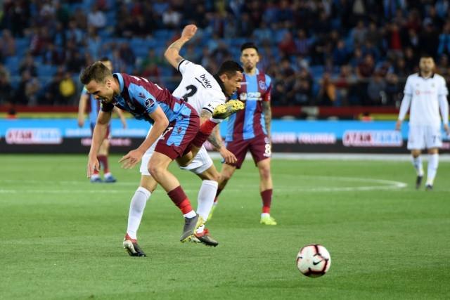 Trabzonspor - Beşiktaş maçından unutulmaz kareler - Sayfa 2