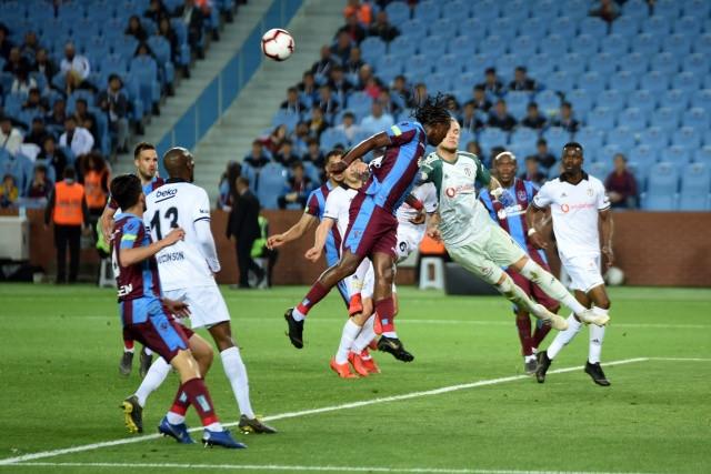 Trabzonspor - Beşiktaş maçından unutulmaz kareler - Sayfa 3