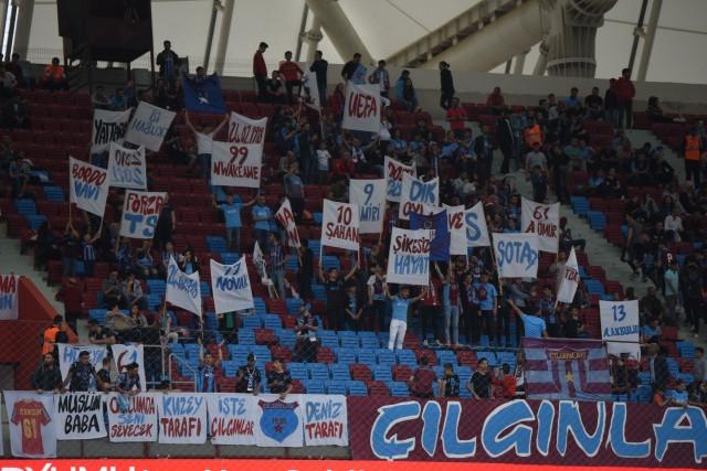 Trabzonspor - Beşiktaş maçından unutulmaz kareler - Sayfa 4