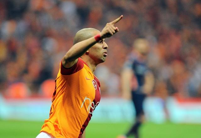 Galatasaray Medipol Başakşehir Maçından Unutulmaz Kareler! - Sayfa 1