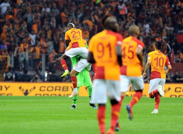 Galatasaray Medipol Başakşehir Maçından Unutulmaz Kareler! - Sayfa 4