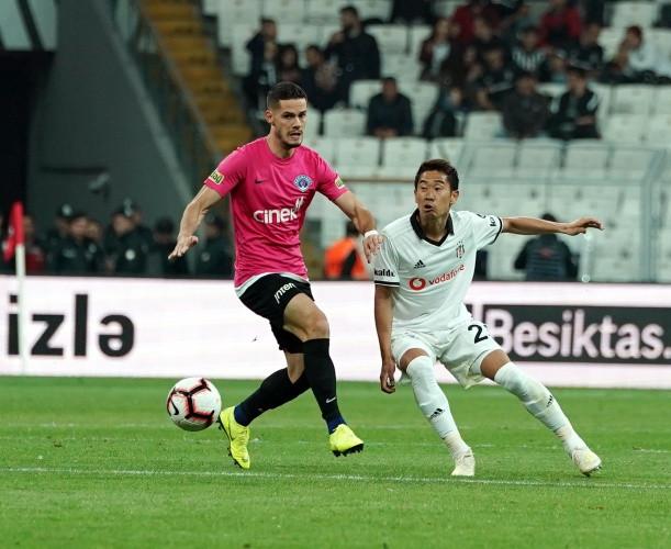 Beşiktaş- Kasımpaşa maçından unutulmaz karaeler - Sayfa 1