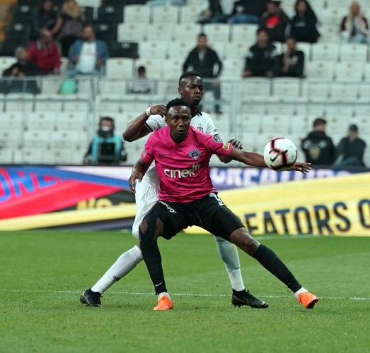 Beşiktaş- Kasımpaşa maçından unutulmaz karaeler - Sayfa 2