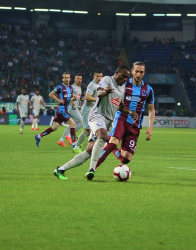 Çaykur Rizespor -Trabzonspor maçından unutulmaz kareler - Sayfa 2