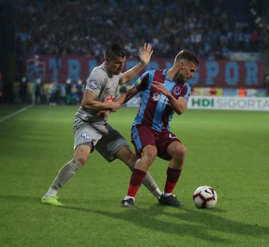 Çaykur Rizespor -Trabzonspor maçından unutulmaz kareler - Sayfa 4