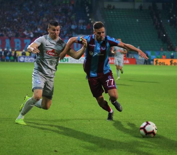 Çaykur Rizespor -Trabzonspor maçından unutulmaz kareler - Sayfa 1
