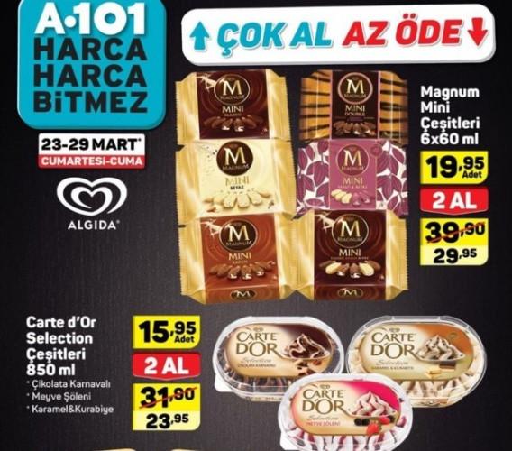A101'de hafta sonu indirimi! A101 market aktüel ürünler indirim kataloğu yayında! - Sayfa 1