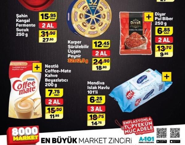 A101'de hafta sonu indirimi! A101 market aktüel ürünler indirim kataloğu yayında! - Sayfa 3