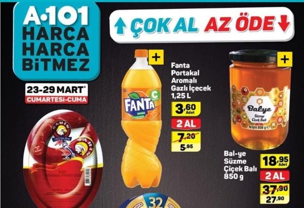 A101'de hafta sonu indirimi! A101 market aktüel ürünler indirim kataloğu yayında! - Sayfa 4