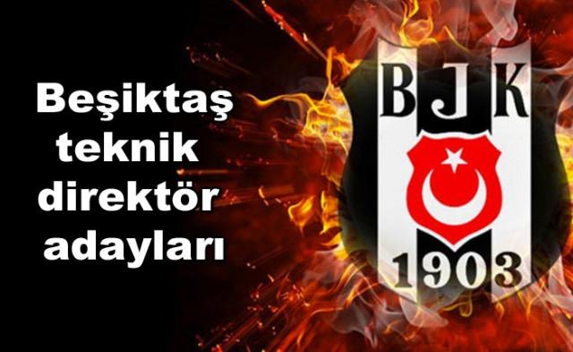 Beşiktaş'ın  teknik direktör adayları - Sayfa 1